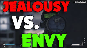 Jealousy vs Envy -  Are They Different ? Find out  !  Which One is Good and Which One is Bad